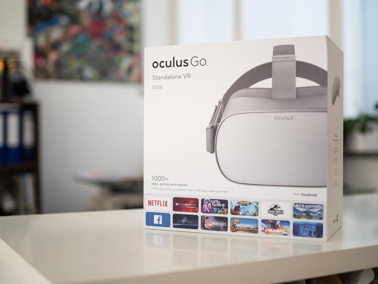 使って分かったOculus Go に感じるVRの可能性